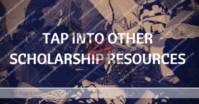 Tap into other Scholarship Resources