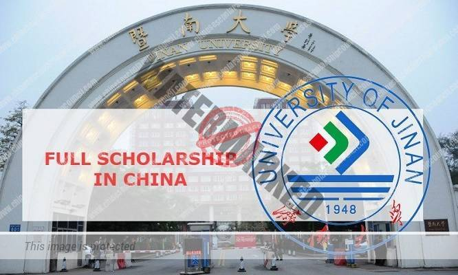 university of Jinan Scholarships