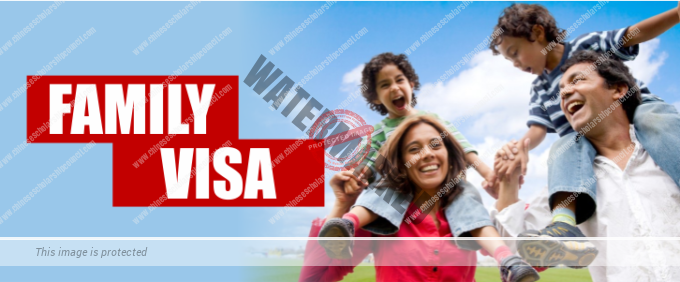 Family Visa Procedure for International students Studying in China