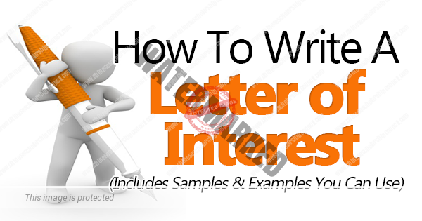Letter of Interest