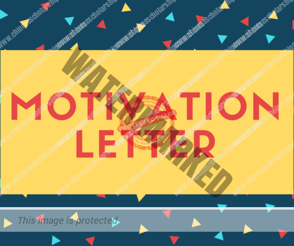 How to Write a Motivation Letter 2019 (UPDATED)