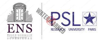 4 French ENS and the China Scholarship Council (CSC Doctoral Scholarships in France
