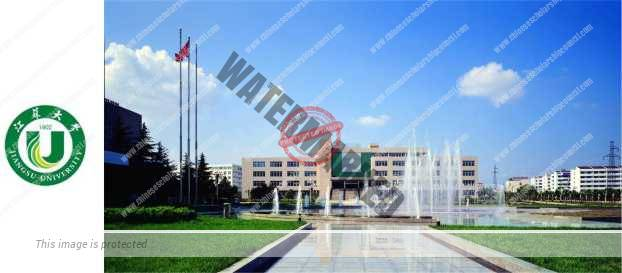Jiangsu University Chinese Government Scholarship