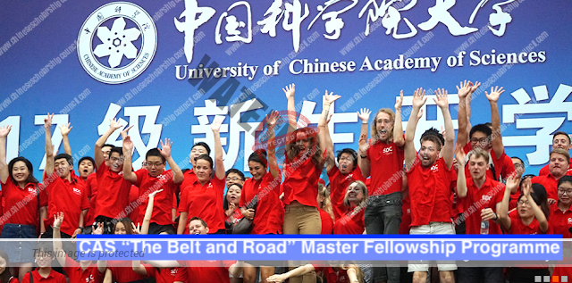 "CAS ""The Belt and Road"" Master Fellowship Programme"