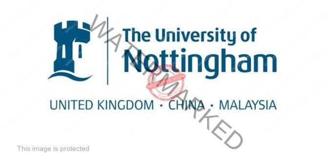 University of Nottingham Ningbo China (UNNC) PhD Scholarships